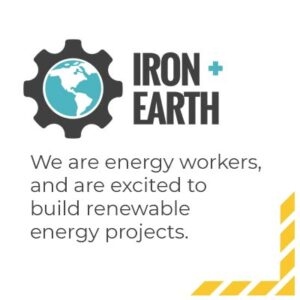 EWC Promotion for Iron and Earth - Ad space