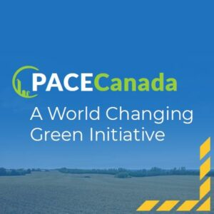 EWC Promotion for PACE Canada - Ad space