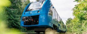 hydrogen powered train quebec